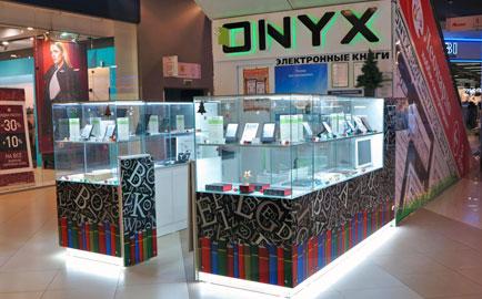 Магазин Onyx BOOX в ТРК «Город»